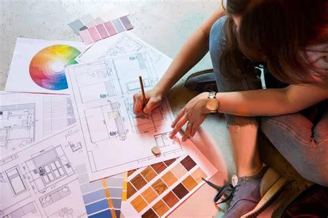 types  interior designer job options