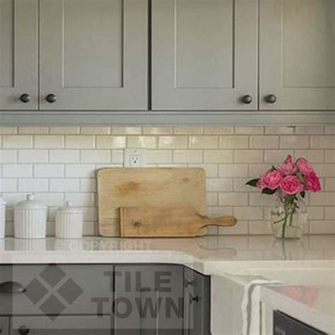white kitchen brick tiles 17 best images about kitchen tiles on ceramics 1330