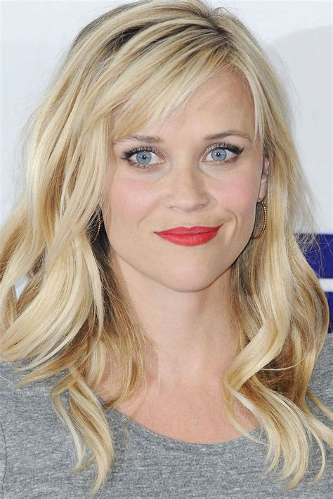 reese witherspoon hair ideas  pinterest long