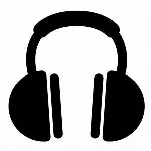 Clip Art: Music Headphones Icon Blog ClipArt ... - ClipArt ...