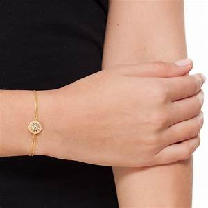 Ingenious gold antique circle bracelet - Ingenious from ...