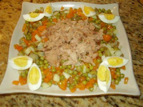 recette de cuisine tunisienne salade tunisienne recette de cuisine salade recettes