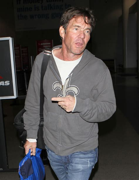 dennis quaid personality dennis quaid photos photos dennis quaid arriving on a