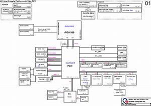 Lenovo Ideapad Y560 Schematic  Kl3 Uma  U2013 Laptop Schematic