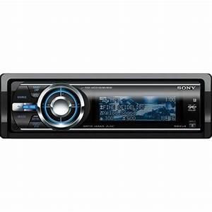Manual Stereo Sony Cdx