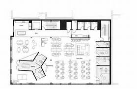 Open Office Layout Design by Open Work Space Layout Google Search Space Plans Pinterest Architectu