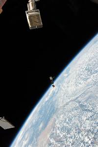 NASA Small Satellite Duo Deploys from Space Station into ...