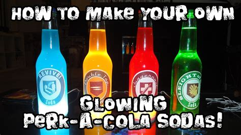 what are call drinks perk a cola diy crafts