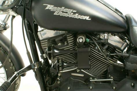 Harley Davidson Black Air Horn Kit