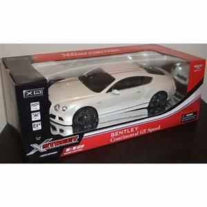 XQ Bentley Continental GT Speed Remote Control Car 1 18