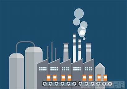Pollution Chemical Plant Clipart Health Animated Animations