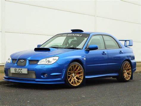 Used Subaru Wrx by Used 2007 Subaru Impreza Wrx Gb270 2 5 360bhp For Sale In