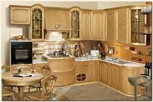 Éléments De Cuisine Pas Cher : placard cuisine bois le bois chez vous ~ Melissatoandfro.com Idées de Décoration
