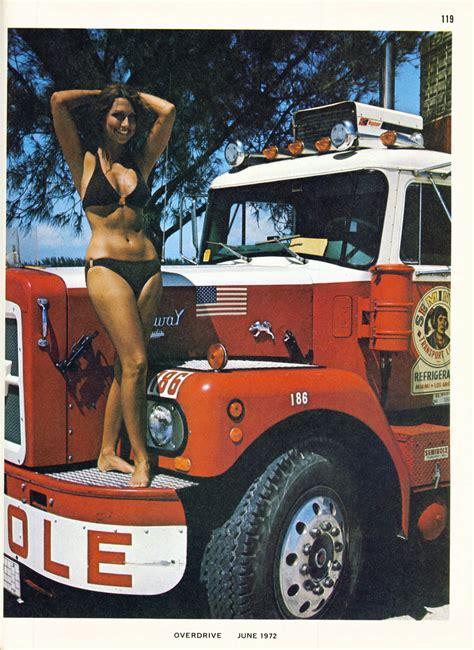 overdrive magazine 1972 trucker trucks 1973 american truck semi brockway voice flashbak mag peterbilt friends