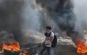 Israeli gunfire wounds 40 Palestinians in renewed Gaza ...