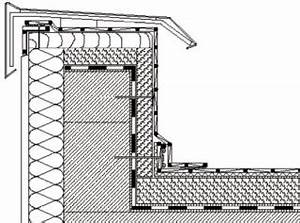 Drainage Legen Wie Tief : beweglicher anschluss flachdach glossar baunetz wissen ~ Lizthompson.info Haus und Dekorationen