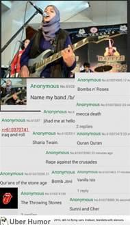 Muslim Funny Band Names