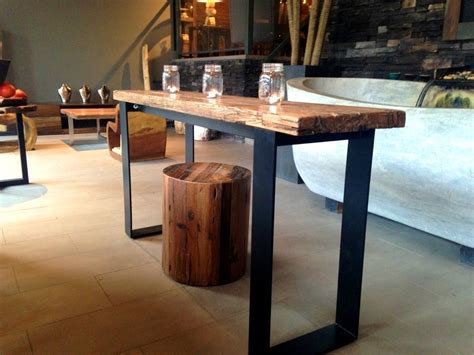 Furnitureterrific Furniture Sofa Table Ideas Bar Height