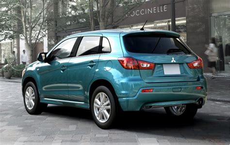 Mitsubishi Mini Suv by Mitsubishi Planning New Compact Suv And Minicar For U S