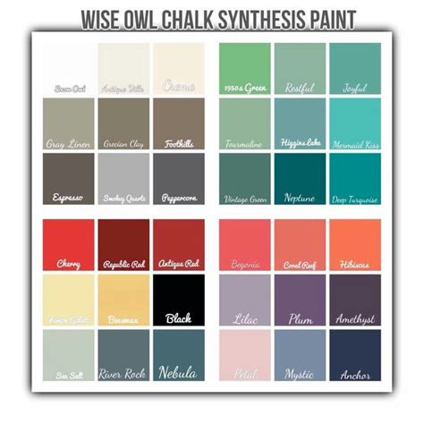 1000 images about wise owl chalk synthesis paint