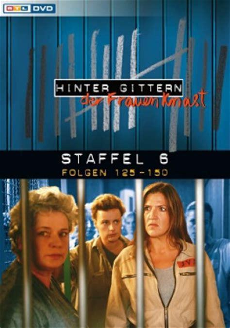 Hinter Gittern  Der Frauenknast  Staffel 06 (dvd