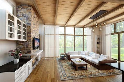 Modern Home Plan-bedrms, Baths-sq Ft-#