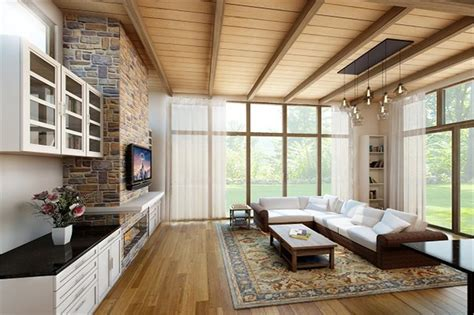 small modern home plan  bedrms  baths  sq ft