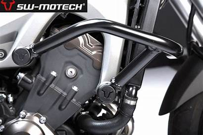 Yamaha Crash Xsr900 Mt09 Sw Motech Bars