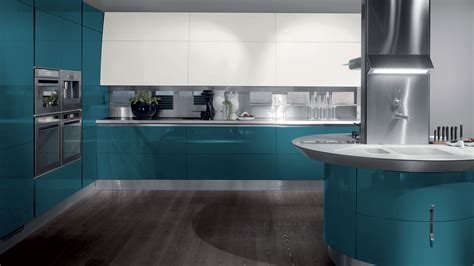 cuisine blanc stunning cuisine bleu turquoise et blanc images design