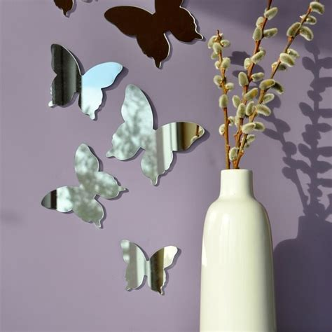 decorate  home  cute butterfly wall decor