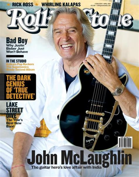 rolling stone interview john mclaughlin