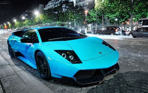 Light Blue Sports Cars by Baby Blue Lamborghini Murcielago Sweet Rides Blue