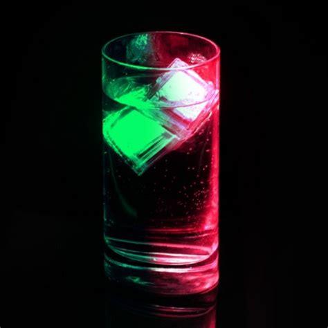 light  led ice cubes