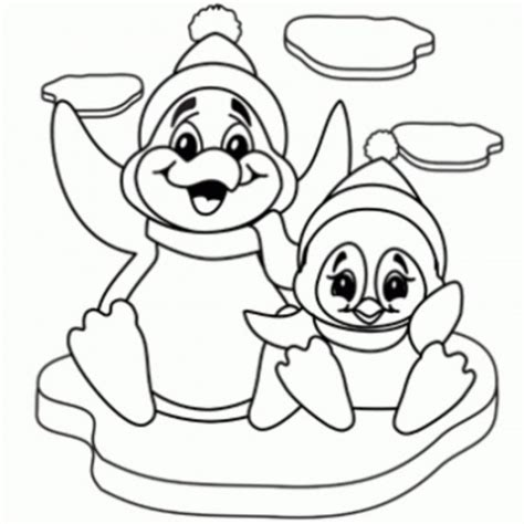 Related Suggestions for Penguin Printable Coloring Pages