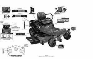 Mtd 17arcaca099  247 277750   Z6900   2017  Parts Diagram