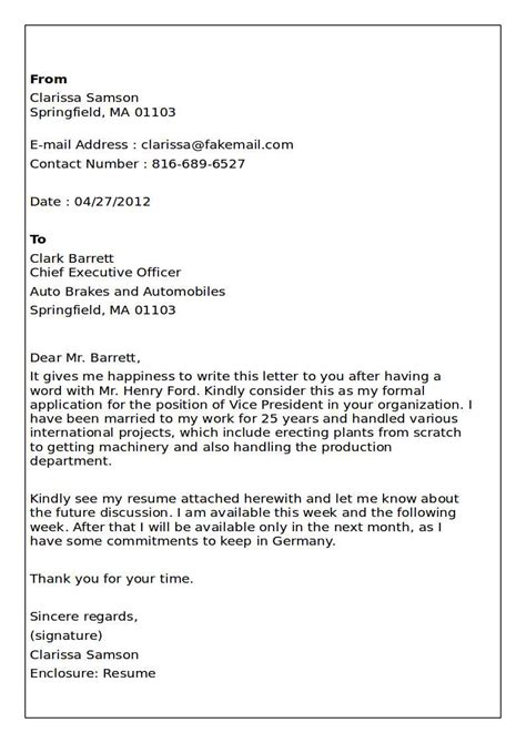 sample employment cover letter cover letter examples and tips