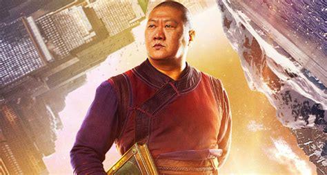 doctor stranges benedict wong didnt
