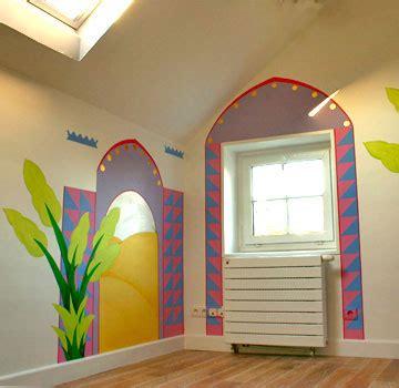 chambre mille et une nuit chambre orientale pour fille idée décoration