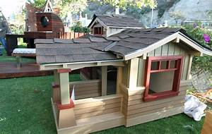 Cool dog houses for How to build a nice dog house