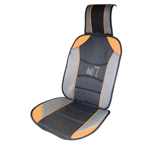 couvre siege couvre siège noir gris et orange pour marque modele