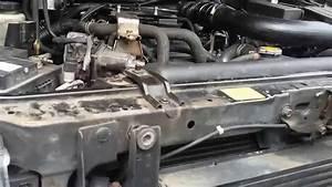 Nissan Navara D40 Turbo Failure