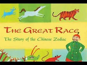 THE GREAT RACE -THE STORY OF THE CHINESE ZODIAC - YouTube