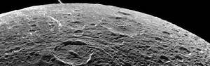 Cassini makes final flyby of Saturn's moon Dione ...