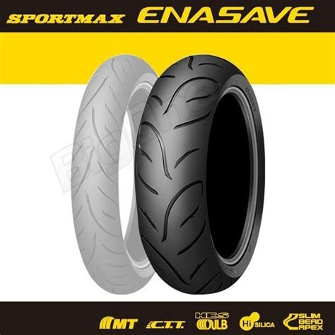 Dunlop Sportmax Enasave モンスター 1100s S2r 1000 S4r St4s S2r