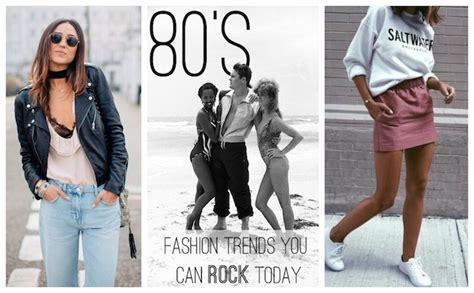 berühmte models der 80er 1001 ideen f 252 r 80er mode heute die trends kehren zur 252 ck