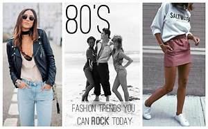 80 Jahre Mode : 1001 ideen f r 80er mode heute die trends kehren zur ck ~ Frokenaadalensverden.com Haus und Dekorationen