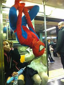 25 Of The Weirdest People You Can Find On The Subway   16 Killed Me