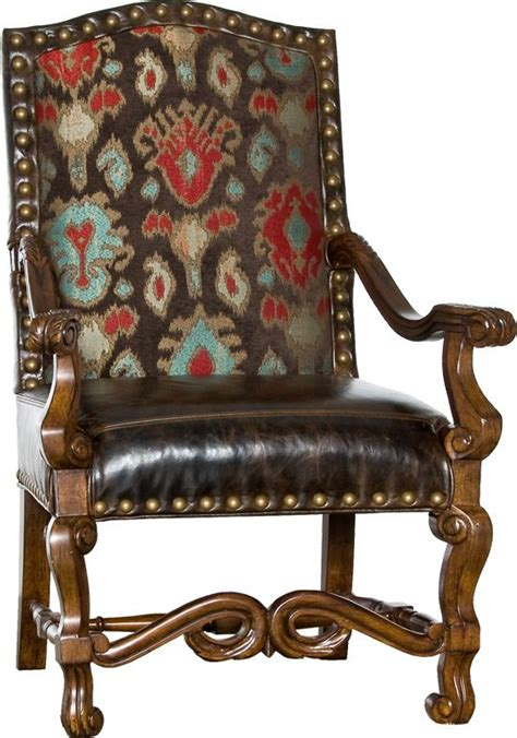 dining chair  rustic flair love  chocolate