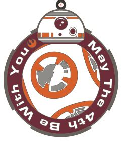 Its Star Wars Day. May the 4th be with you! - Inkntoneruk ...