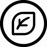 Organic Certification Icon Svg Service Stamp Clipart